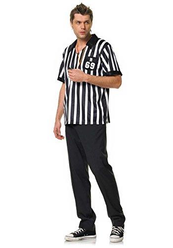 Leg A (Mens Referee Costumes)