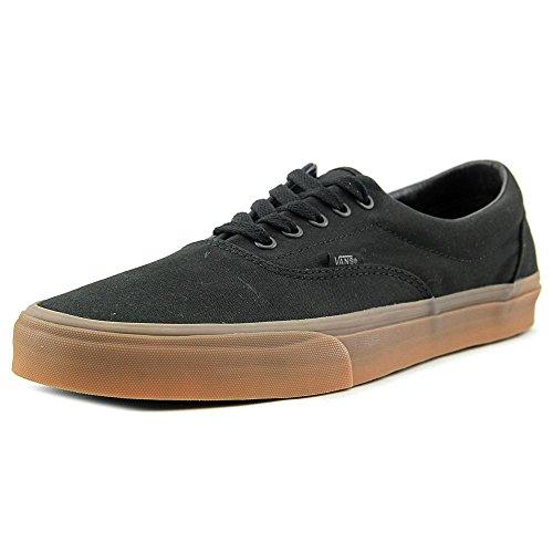 vans-unisex-era-black-classic-gum-skate-shoe-105-men-us-12-women-us