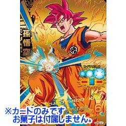 ドラゴンボールヒーローズ カードグミ16 [GDPBC2,01.孫悟空(スーパーゴールド仕様レア)