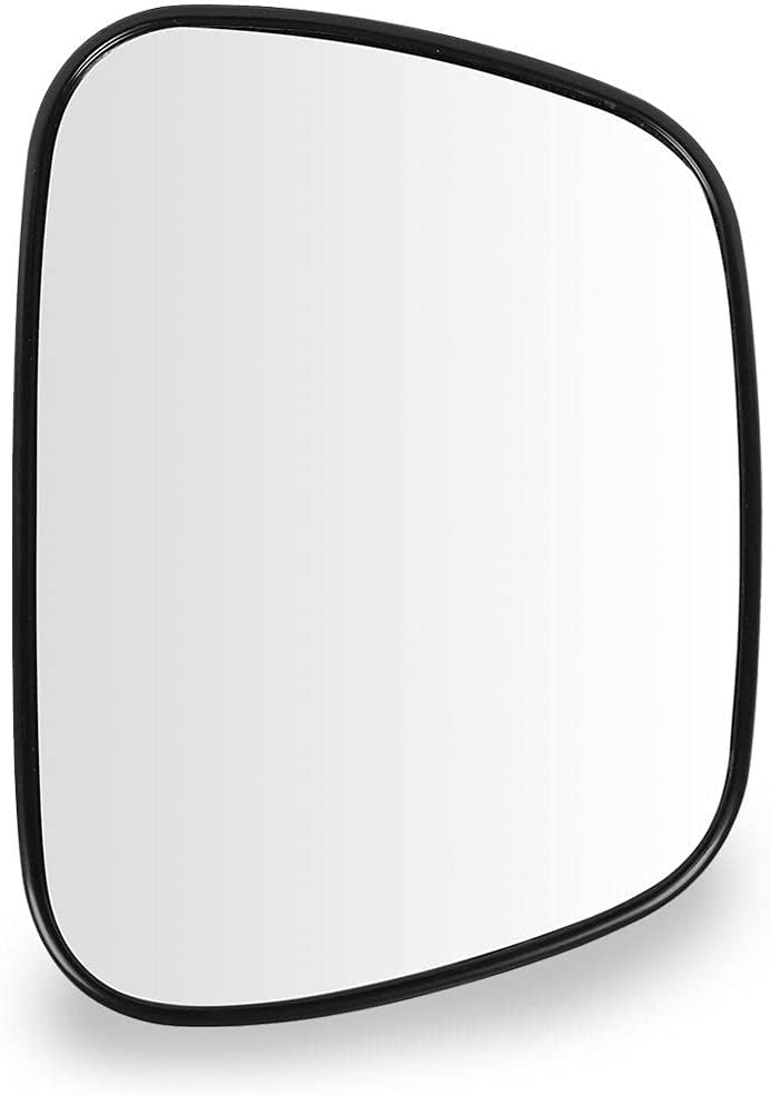 Milenco Grand Aero Flat Mirror Head Excellent Courier shipping free shipping