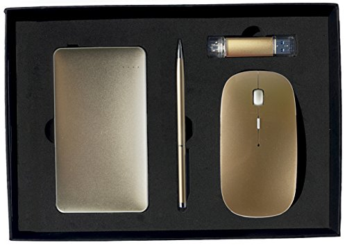 Luxury Business Gift Set - Themesis - Cool Tech Gadgets - Best Christmas gift for him & her - Corporate gifts