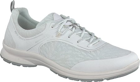 Allrounder By Mephisto Mujer Dakona Oxford White Mesh