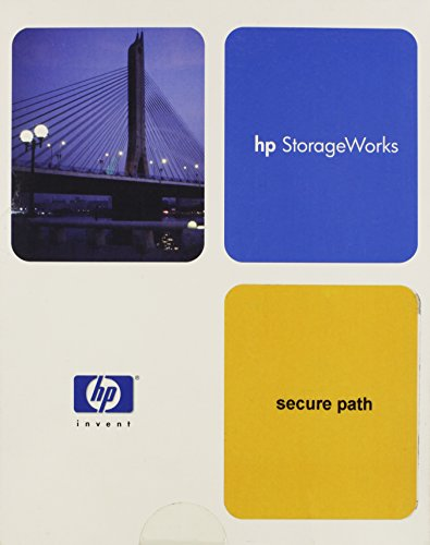 Hp Secure Path - Hewlett Packard 213076-B26 Secure Path V4.0C for Windows Workgroup Edt 1 Lic & Media