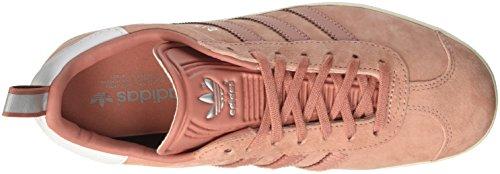 adidas Gazelle, Entrenadores Unisex, , Multicolor (Raw Pink/Raw Pink/Silver Metallic)