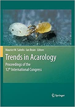 Trends in Acarology: Proceedings of the 12th International Congress