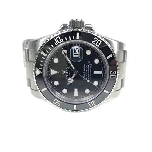 - Rolex Submariner 40mm Ceramic 116610 - Pre-Owned