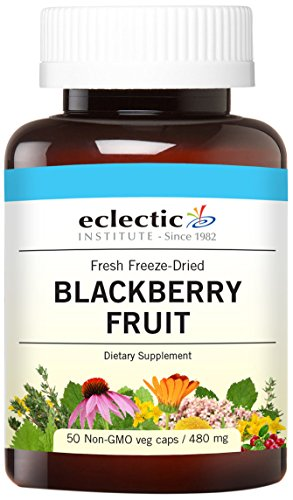 Eclectic Glass BlackBerry FDV, 50 Count Review
