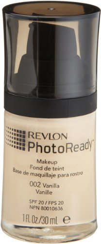 Revlon PhotoReady Makeup, Vanilla, 1-Fluid Ounce