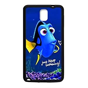 Lovely crystal blue fish Cell Phone Case for Samsung Galaxy Note3 by icecream design