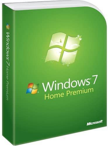 Amazon Com Microsoft Windows 7 Home Premium
