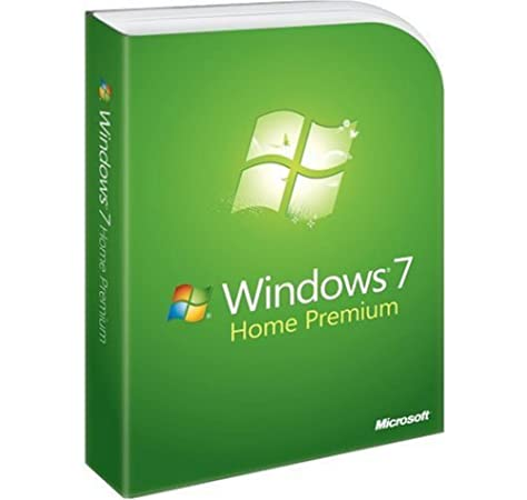 Amazon Com Microsoft Windows 7 Home Premium