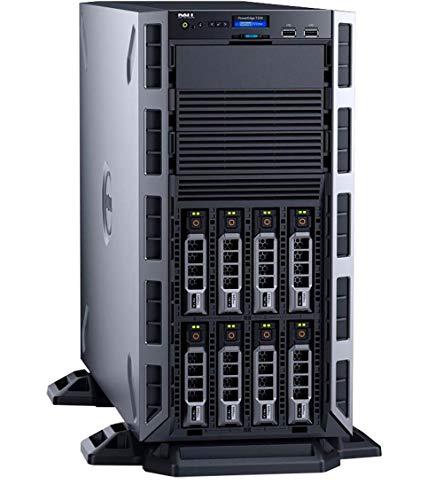 PowerEdge T330 Tower Server, Windows 2019 STD OS, Intel Xeon E3-1230 v6 Quad-Core 3.4GHz 8MB, 32GB DDR4 RAM, 8TB Storage, RAID, Single PSU, 3 Year Warranty by Aventis Systems Inc (Image #2)