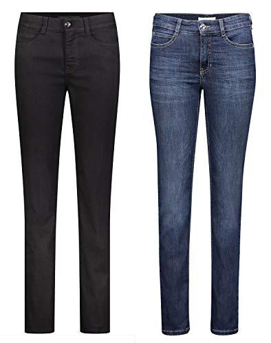Femme X Uni 42w 30l Mac Jeans Noir aq7xqEB