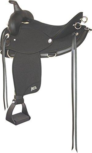 Abetta Connie Combs (Abetta Connie Combs Sure Grip Barrel Saddle 16in)