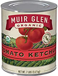 product image for Muir Glen Organic Tomato Ketchup, 112 Oz (Pack of 6)