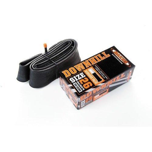 Maxxis Downhill Inner Tube 26 x 2.4 / 2 x 7 Black black Size:Presta/F by Maxxis