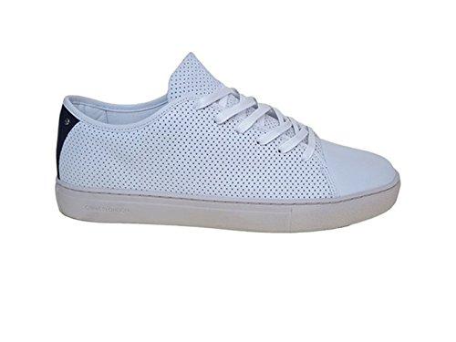 CRIME London Herren Sneaker * Weiß