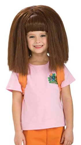 Costumes For All Occasions RU51749 Dora Wig ()