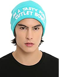678b475f601 On Ice I m A Tasty Pork Cutlet Bowl Watchman Beanie · 14 · Product Details  · Hot Topic
