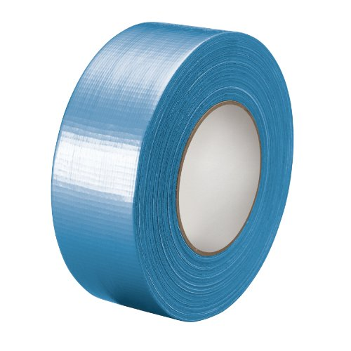 3M Multi-Purpose Duct Tape 3900 Blue, 48 mm x 54.8 m 7.7 mil, Conveniently Packaged (Pack of 1)