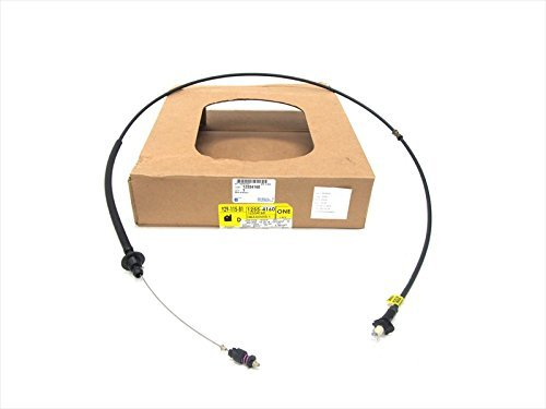 Genuine GM 12554160 Accelerator Control Cable