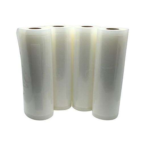 "8"" x 25' Rolls OutOfAir Vacuum Sealer Bag Rolls"