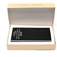 TSKYBEAR 10000mAh Portable Power Bank Fast Charging For iPhone Plus 7 6S 6 5S iPad Edge S6 Note 5 LG Motorola Google Nexus Sony Black