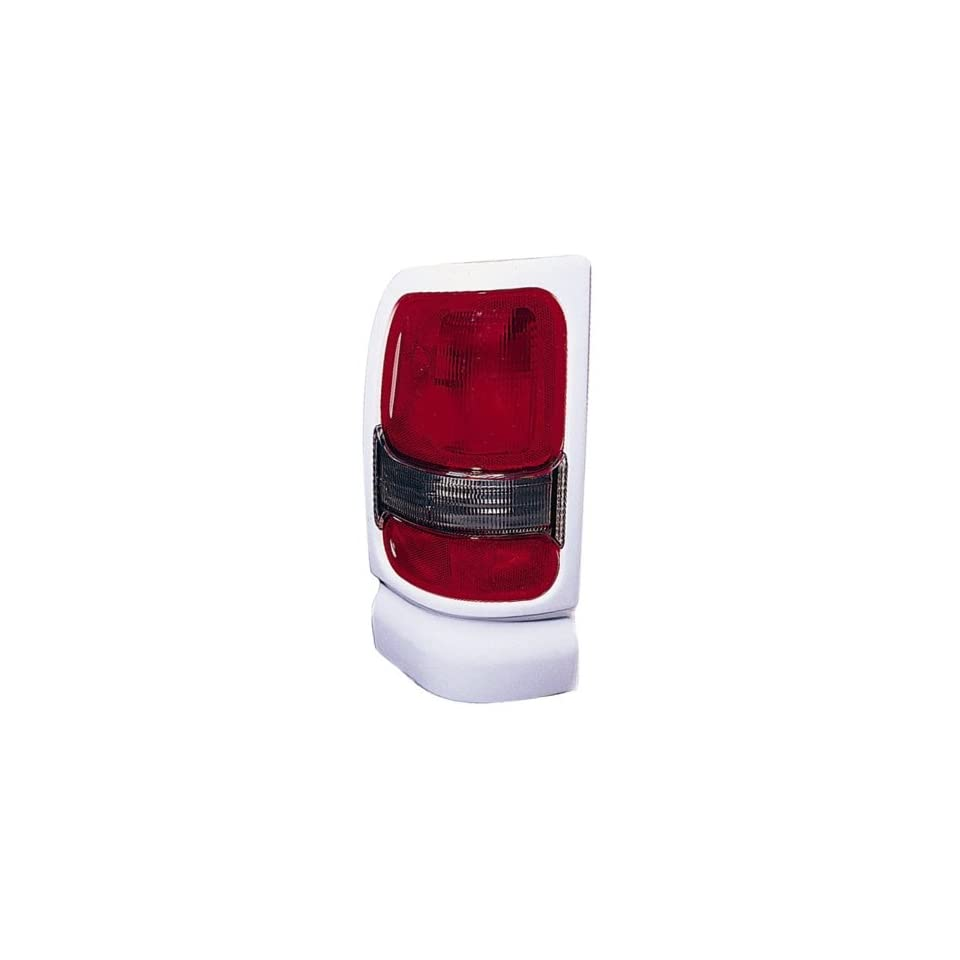 Dodge Ram Pickup Replacement Tail Light Unit (White)   Driver Side