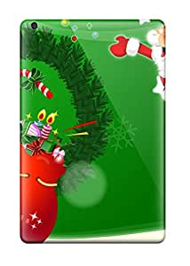 7316406J27309148 Awesome Design Christmas Hard Case Cover For Ipad Mini 2