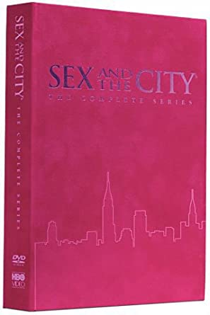 Sex and the city boxset dvd