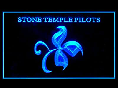 Stone Temple Pilots Bar Led Light Sign