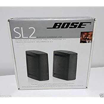 Amazon.com: Bose (40390) SL2 wireless surround link