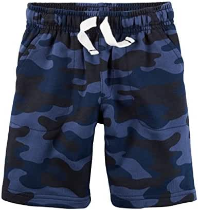 Carter's Little Boys' Pull-on French Terry Shorts