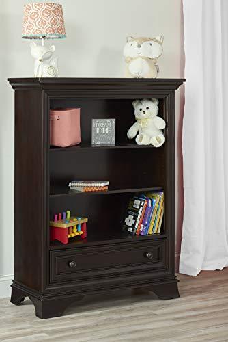 - Oxford Baby Promenade Park Bookcase, Cherry Ash