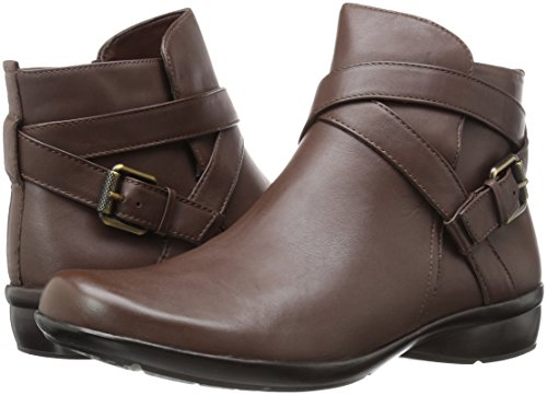 Naturalizer Women's Cassandra Ankle Bootie, Brown, 9.5 2W US by Naturalizer (Image #6)