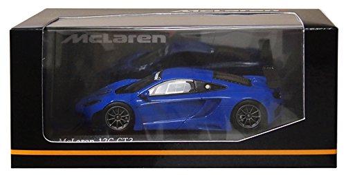 1/43 マクラーレン MP4-12C GT3 ストリート 2012(ブルー) 437121397