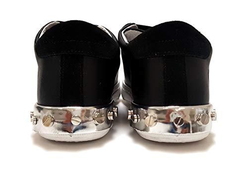 Mujer Zapatillas Zapatillas Arish Arish Para Negro Para Negro Mujer 1xHUBx5wq