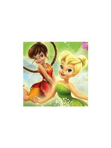 Disney Fairies Beverage Napkins Package of 16