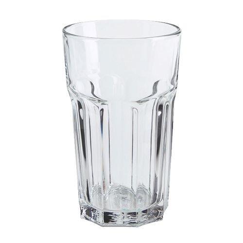 Ikea Gläser ikea 6 er set gläser pokal stapelbares glas für cocktail longdrink