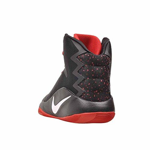 Nike Mens Hyperdunk 2016 Se, Nero / Bianco - Università Rosso