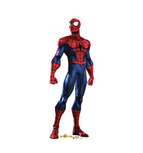 Spider-Man - Marvel: Contest of Champions - Advanced Graphics Life Size Cardboard Standup