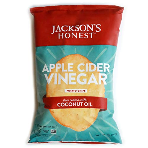 Jackson's Honest Potato Chips - 36 Pack (Apple Cider Vinegar)