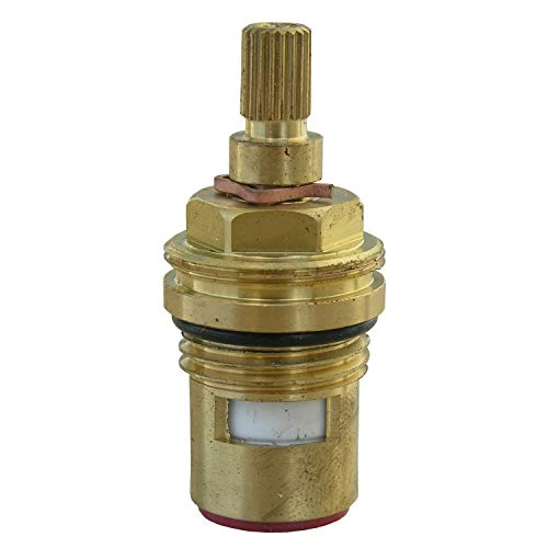 (LASCO S-175-1NL Ceramic Hot Lead Free 3846 Universal Rundle Kitchen or Lavatory Stem (Renewed))