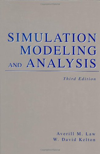 Simulation Modeling and Analysis (Industrial Engineering and Management Science Series) (Simulation Modeling And Analysis compare prices)