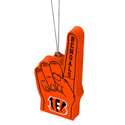 Cincinnati Bengals Ornament Foam Finger