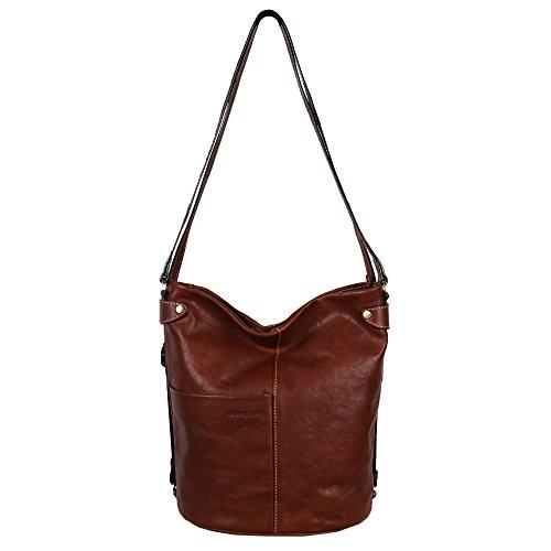 Womens Shoulder Bag Cognac Conti Forli Gianni twEBn