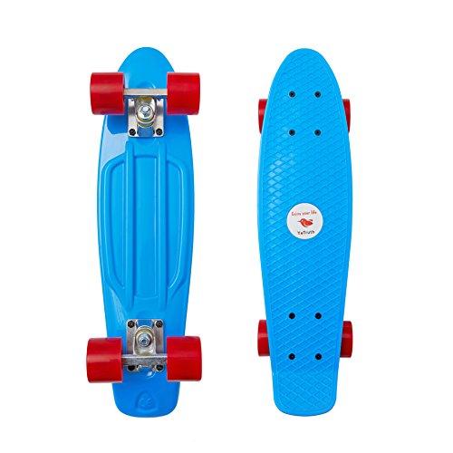 YoTruth Penny Complete Skateboard 22' (Blue)