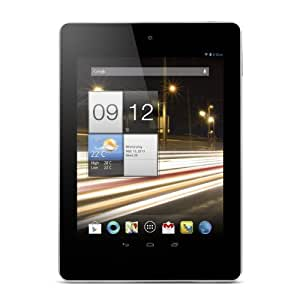 Acer (A1-810-L416) Iconia Tablet 16 GB 7.9-Inch (Pure White) (Certified Refurbished)