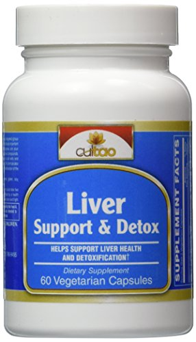 Liver Cleanse Detox & Support Supplement - Ultimate