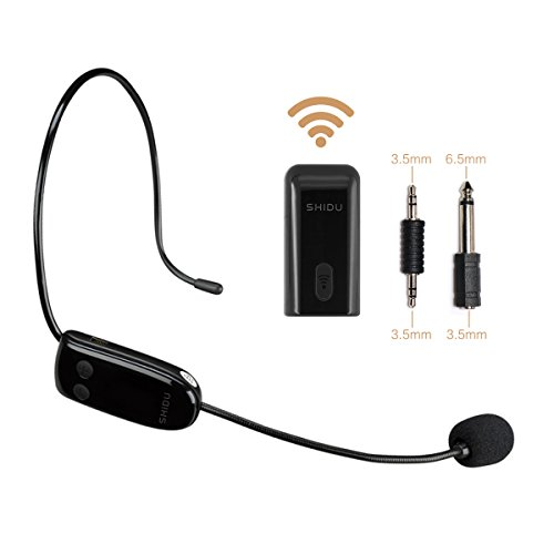 Microphone Wall through Hands free Recording Amplifier product image